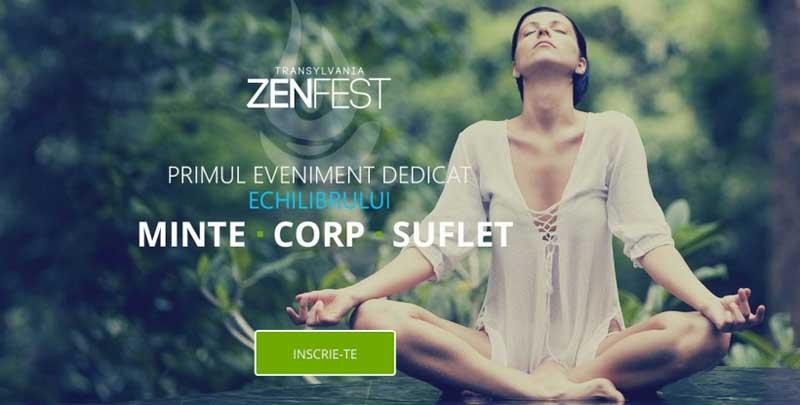 Transylvania Zen Fest