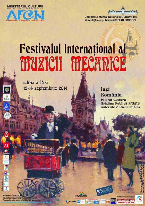 Festivalul Muzicii Mecanice Iasi